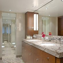 Bella Vita Yacht Private Bathroom