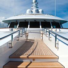 Majestic Yacht Sundeck