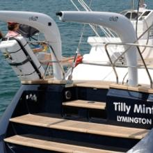 Tilly Mint Yacht