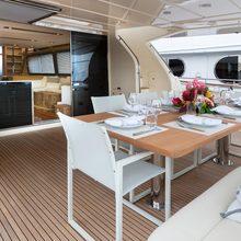 La Pace Yacht