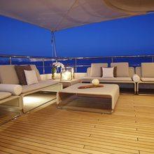 Megan Yacht Seating