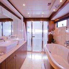 Regulus Yacht Master Bathroom