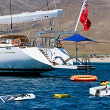 Ethereal Yacht Water Toys