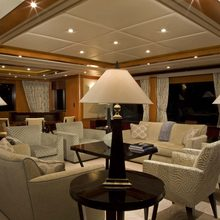 Reef Chief Yacht Main Salon - Overview
