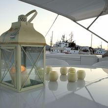 Thirty Love Yacht