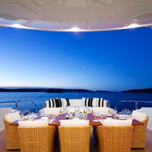 Be On It Yacht Sundeck Seating