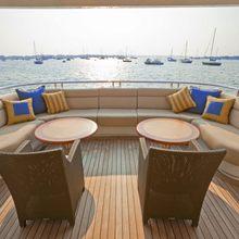 BB Yacht Main Aft Deck