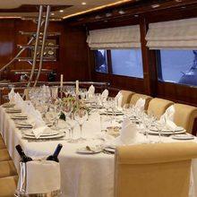 (SWJ) 131' Custom MY 40M 2008 Yacht