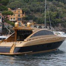 Mister Jingles Yacht