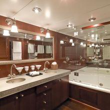 Voyager Yacht Master Bathroom