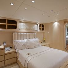 Achilles Yacht Lower Deck Guest Stateroom