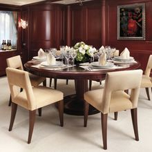 Ambition Yacht Dining Room