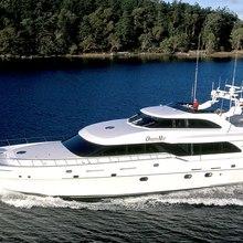 Oregon Mist Yacht