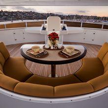 Empire Sea Yacht Circular Seating