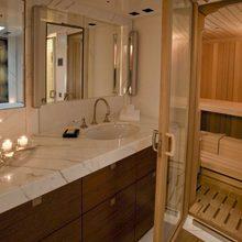 Ethereal Yacht Sauna
