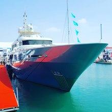 Dubai Moon Yacht