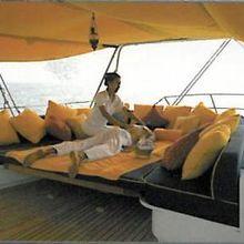 Blue Gold Yacht Sundeck