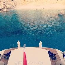 Natalina A Yacht Swim Platform