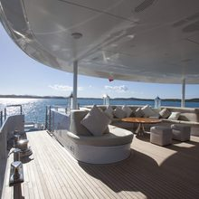 Blind Date Yacht Circular Seating