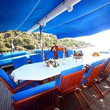 Blue Cruise Yacht