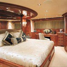 Risk & Reward Yacht Master Stateroom
