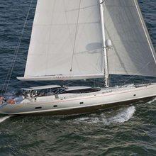 Valquest Yacht Running Shot - Side View