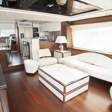 Noah White Yacht