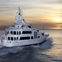 Gallant Lady Yacht