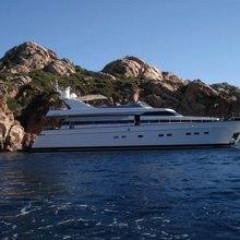 Trapezus Yacht