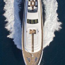 Be On It Yacht Overhead