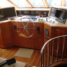 Natica Yacht