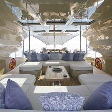 Hokulani Yacht Sundeck - Hard Top