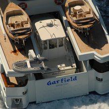 Sea Hunter Yacht