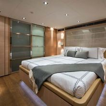 Fan Too Yacht Guest Stateroom