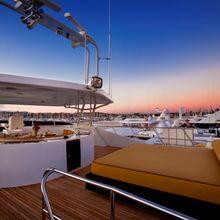 Empire Sea Yacht Sunpads