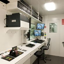 Bella Vita Yacht Control Room - Overview