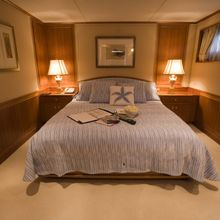 Constance Yacht Guest Stateroom - Overview