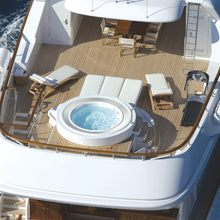 Ambition Yacht Jacuzzi