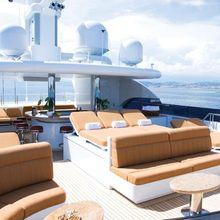 Horizons III Yacht Sun Loungers