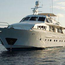 Sea Weaver Yacht