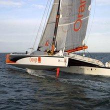 Vitalia II Yacht