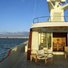 Something Cool Yacht Sundeck
