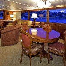 Whiskey Dawn Yacht