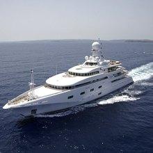 Pegasus VIII Yacht