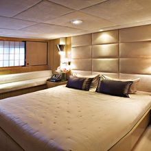 Lady A Yacht Master Stateroom