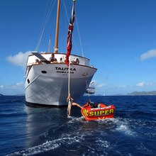 Talitha Yacht Stern Towing Toy