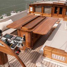 Windhunter Yacht
