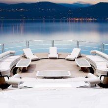 Natalina A Yacht Helipad