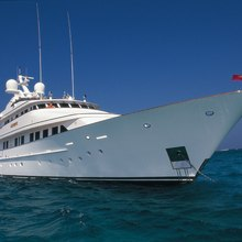 Constance Yacht Front View