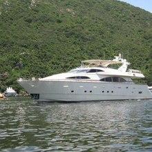 Azimut 100 Jumbo Yacht